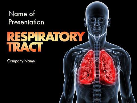 Respiratory care presentation template for powerpoint and keynote respiratory care presentation template master slide toneelgroepblik Gallery