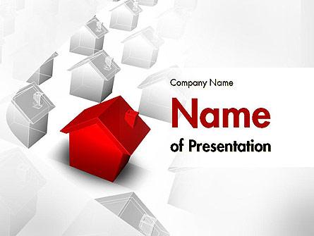 Suburban Property Presentation Template, Master Slide