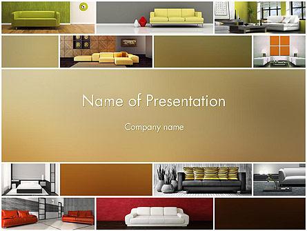 Interior design ideas presentation template for powerpoint for Interior design presentation