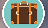 Tourism Flat Icons Presentation Template