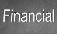 Financial Relief Presentation Template