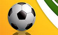 Soccer Theme Presentation Template