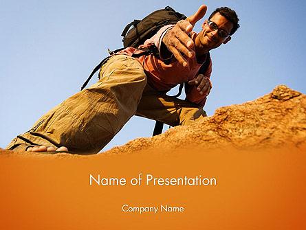 Mentoring Presentation Template, Master Slide