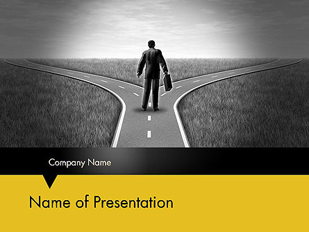 Will Presentation Template, Master Slide