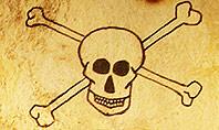 Pirate Treasure Map Presentation Template