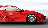 Car Design Industry Presentation Template