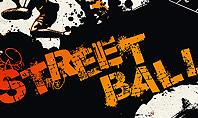 Street Basketball Graffiti Presentation Template