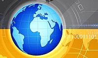 World Map and Globe Presentation Template