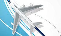 Airplane Theme Presentation Template