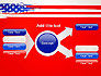 United States Flag Theme PowerPoint slide 15