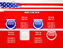United States Flag Theme PowerPoint slide 18
