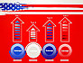 United States Flag Theme PowerPoint slide 7