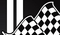 Racing Flag Presentation Template