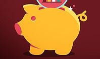 Financial Application Presentation Template
