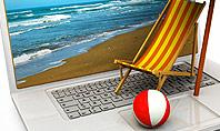 Online Booking Presentation Template