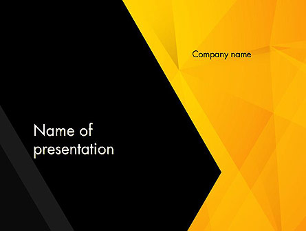 how to make powerpoint black theme
