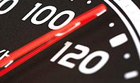 Speed Meter Gauge Presentation Template