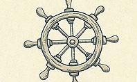 Nautical Vintage Presentation Template