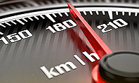 Dangerous Speeding Presentation Template