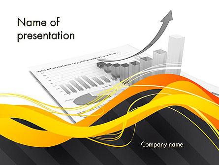 Pricing Analytics Presentation Template, Master Slide