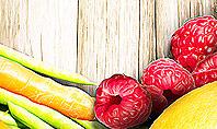 Love Fruit and Veg Presentation Template