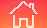 House Icon Presentation Template
