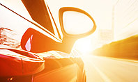 High-Speed Car Presentation Template