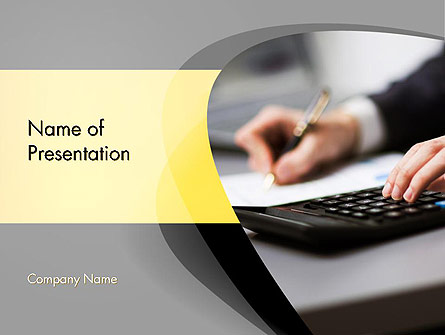 Powerpoint Templates Financial Presentation Mandegarfo