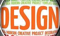 Search for Design Presentation Template