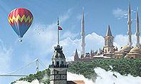 Istanbul Landmarks Presentation Template