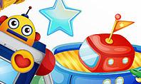 Toys Frame Presentation Template