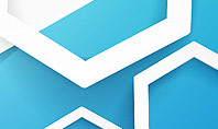 Abstract Hexagon Network Presentation Template