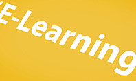 E-Learning Student Study Online Presentation Template