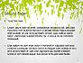 Green Spring Background slide 2