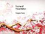 Cherry Blossom slide 1