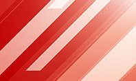 Abstract Red Tech Arrows Background Presentation Template