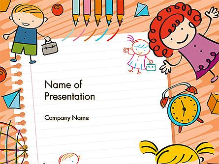 Kids Powerpoint Templates
