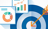 Online Marketing Concept Presentation Template
