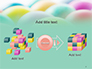 Colorful Easter Eggs slide 17