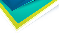 Abstract Angle Paper Layer Presentation Template