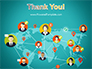 Social Connections on Word Map slide 20
