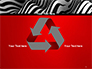 Zebra Abstract Surface slide 10