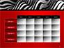 Zebra Abstract Surface slide 15