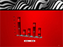 Zebra Abstract Surface slide 17