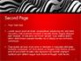 Zebra Abstract Surface slide 2