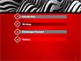 Zebra Abstract Surface slide 3