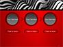 Zebra Abstract Surface slide 5