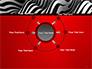 Zebra Abstract Surface slide 7