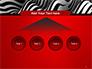 Zebra Abstract Surface slide 8