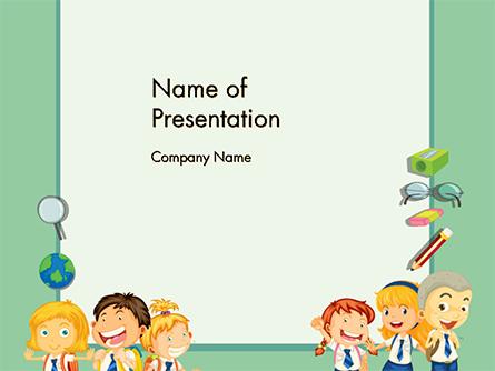 Free Powerpoint Templates Children Kubreforic